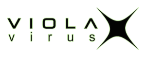 viola_logo_virus_zwart_groenoutlineExpand-2