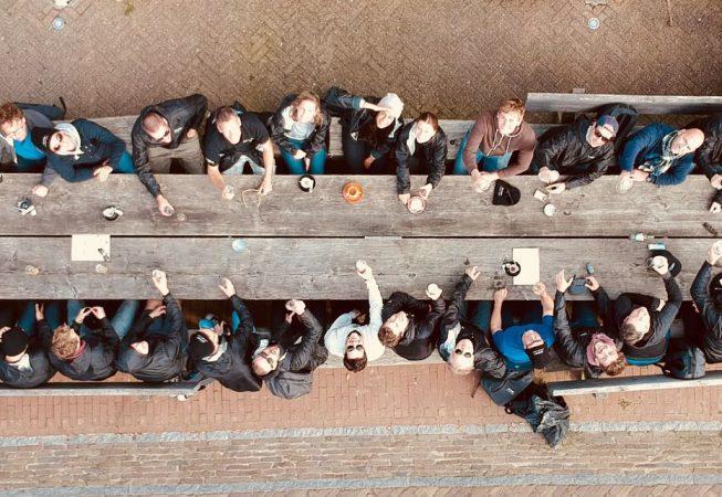 Team foto 2017 GBO
